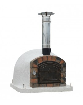 PREMIER OUTDOOR WOOD FIRED PIZZA OVEN