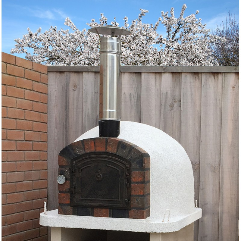 Outdoor Wood Fired Pizza Oven   XclusiveDecor Pizza Ovens ...