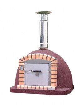 VULCANO OUTDOOR WOOD FIRED PIZZA OVEN