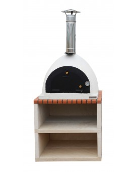 ROYAL OUTDOOR WOOD FIRED PIZZA OVEN SET