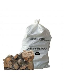 Kiln Dried Olive Hardwood Firewood Logs 20kg Bag