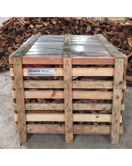 Kiln Dried Olive Hardwood Firewood Logs 1M3
