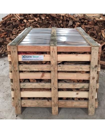 Kiln Dried Olive Hardwood Firewood Logs