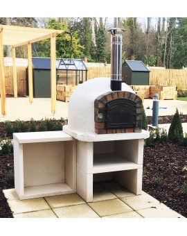 PREMIER OUTDOOR PIZZA OVEN COMPLETE SET